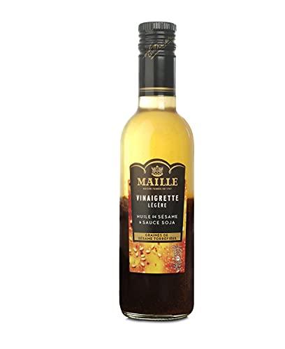 Maille Vinaigrette Légère Huile de Sésame et Soja 360ml