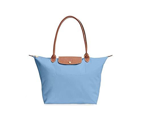 Longchamp Le Pliage Handbag Bag Large Blue New