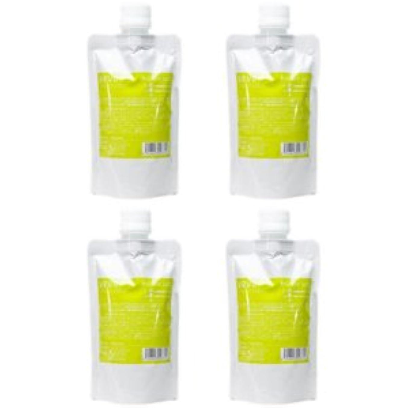 ラッチ強大な嘆く【X4個セット】 デミ ウェーボ デザインキューブ エアルーズワックス 200g 業務用 airloose wax DEMI uevo design cube