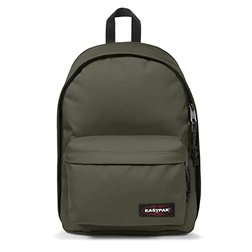 Eastpak Out Of Office Zaino, 44 cm, 27 L, Verde (Crafty Olive)