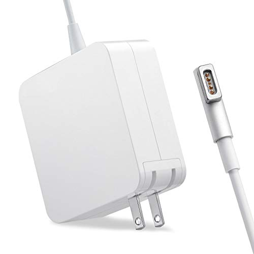 Find Cheap Mac Book Pro Charger, Replacement 60W Power Adapter Magnetic L-Tip Connector Charger for ...