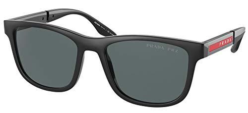 Prada Gafas de Sol Linea Rossa LINEA ROSSA SPS 04X Matte Black/Grey 54/18/145 hombre