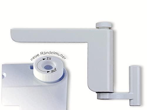 Clip Clove v3 Universal Mini Türschließer in weiß