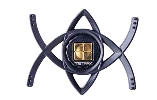 Exponent T10200 Tetrax Smart Supporto per Auto, Nero