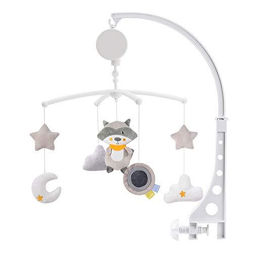 RB Baby Wieg Mobiles Kwekerij Vilt Decoratie Mobile Bed Bell Muzikaal Interactief Speelgoed voor Kinderen Jongens Meisjes Baby's Medium A2