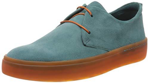Think! Damen 686200_GRING Sneaker, Blau (Maldive/Kombi 59), 39.5 EU