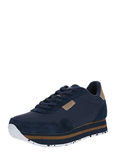 Woden Sneakers Nora II Plateau 42, 010 Navy