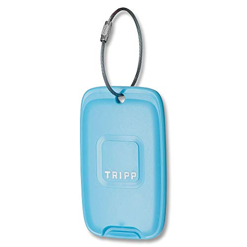 Tripp Turquoise Accessories Luggage Tag