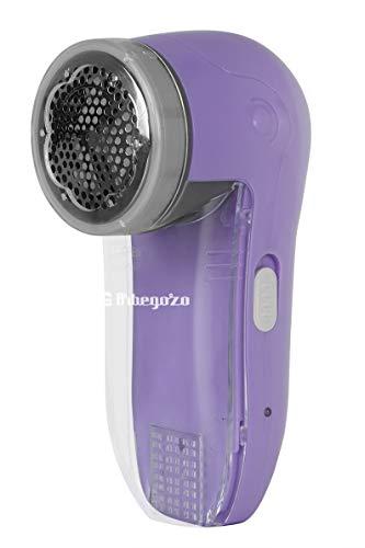 Orbegozo QP 6500 - Quita pelusas eléctrico recargable, rejilla y cuchillas INOX,...