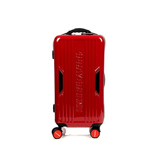 baúl rojo fabricante Sprayground