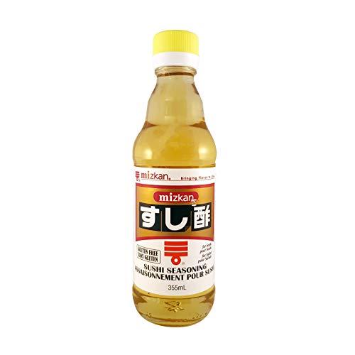 Aceto di riso sushi su mizkan - 355 ml