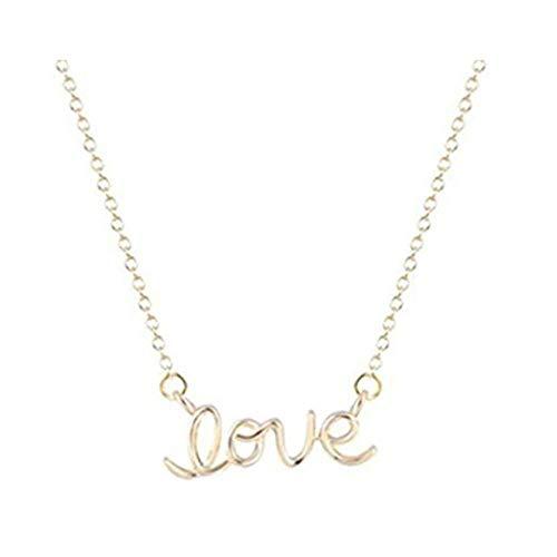Love Halskette Love Classic Halsketten und Ketten