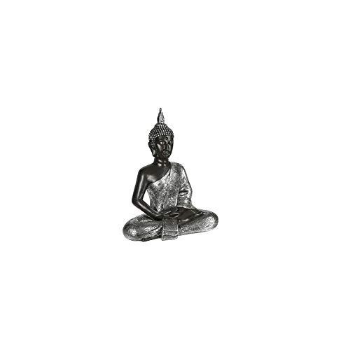 Grande Statue bouddha en méditation - 62 cm de haut