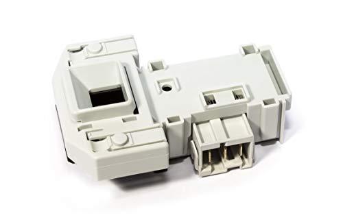daniplus Cerradura para puerta de lavadora Bosch Siemens Constructa 00610147