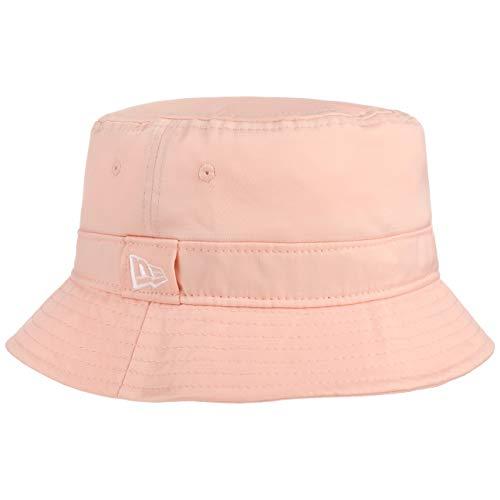 A NEW ERA Era Sombrero de Tela Satin BucketEra Pescador (M - Rosado)