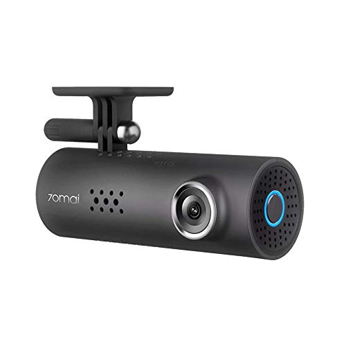 70mai Smart Dash Cam 1S, 1080P Full HD, STARVIS IMX307 Sensor, 130° Wide Angle, Emergency & Loop Recording, App and Voice Control