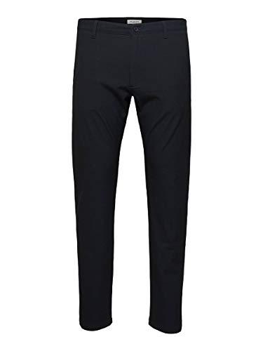 SELECTED HOMME Male Flex Fit Hose Slim fit - 3432Dark Sapphire