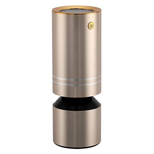 Power Banks Luchtreiniger, cup-shaped auto-luchtreiniger, negatieve ionen-zuurstof-bar luchtbevochtiger