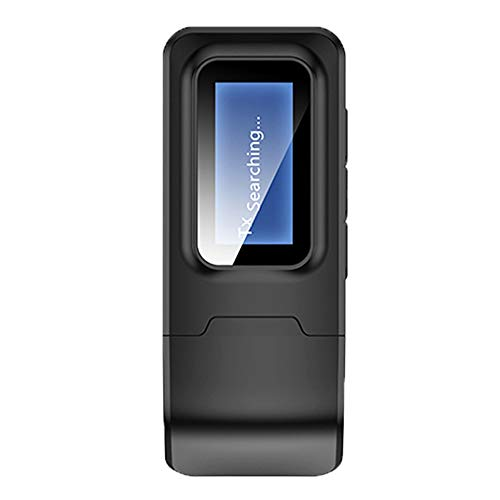 Transmisor Bluetooth 5.0 Adaptador USB Bluetooth,con Pantalla LCD, Adaptador Inalámbrico Plug and Play 2 En 1 Adecuado para Ordenadores, Televisores, Proyectores, Etc