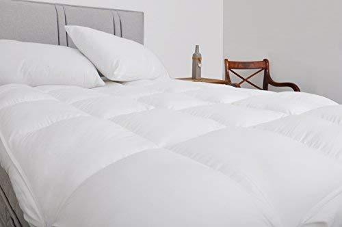 UK Care Direct Hotel Quality 10,2cm (10cm) Spessore coprimaterasso, Emperor