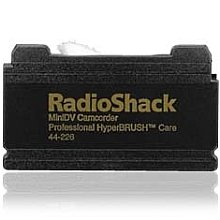 RadioShack MiniDV Camcorder Cleaner 44-226
