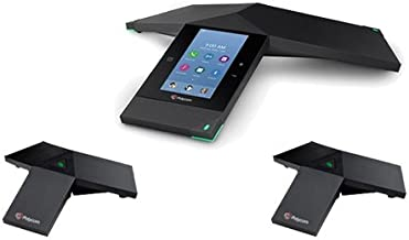 $1350 » Polycom RealPresence Trio 8800 with Two Expansion Microphones - Replaces Polycom IP7000