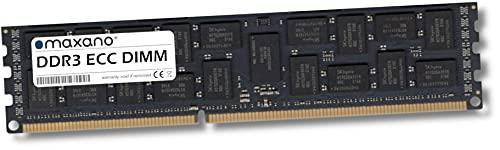 Maxano 4GB RAM passend für Fujitsu Siemens Primergy TX100 S3 (D3009) DDR3 1333MHz ECC UDIMM Arbeitsspeicher