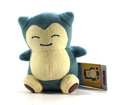 Pokemon Center Pokedoll Plush Doll - 6 Snorlax / Kabigon by