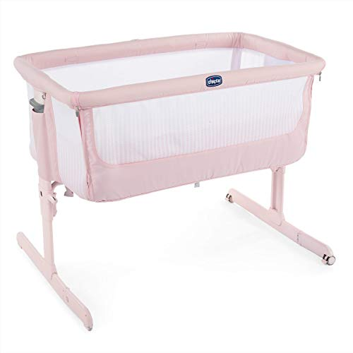 Chicco Lit bébé Next2Me Air Paradise Rose
