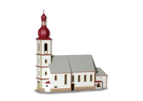 Kibri 39770 - H0 Kirche in Ramsau