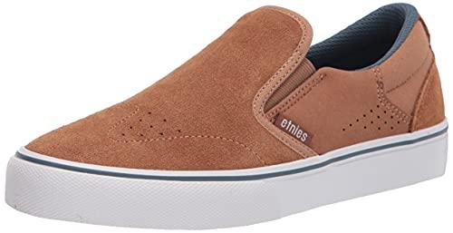 Etnies Marana Slip, Zapatos de Skate Hombre, Brown, 38.5 EU