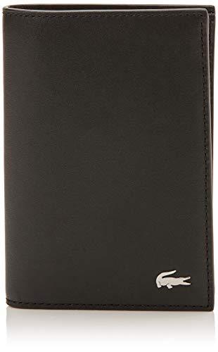 Lacoste Nh2368fg portefeuille homme Noir (Black),2x13x9 cm (W x H x L)