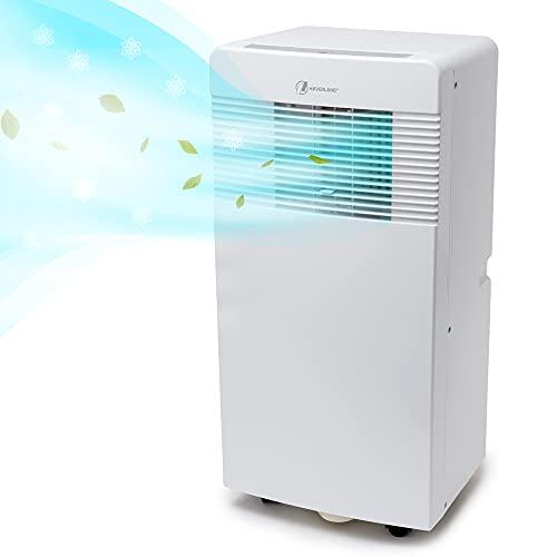 HAVERLAND IGLU-9 | Aire Acondicionado Portátil | 9000BTU | Bajo Consumo | 3 en 1 Enfría, Ventila y...