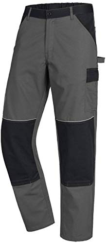 ACE Pantaloni da Lavoro Motion Tex - Pantalone Comodo & Resistente - Standard Öko-Tex, Leggeri - 245 g/m²