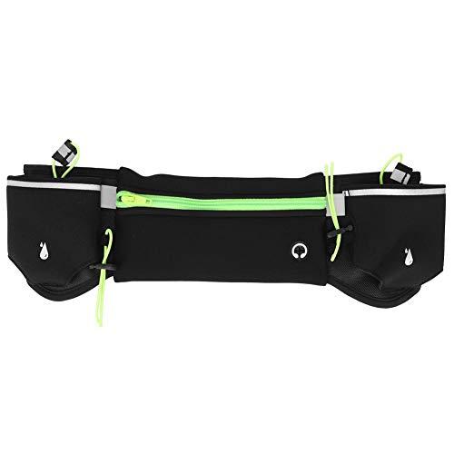 Heuptas Running Belt Running Pouch Elastische heuptasjes Fietsen Heuptas Zweetbestendig Ideaal voor het dragen van sleutels Kaarten Telefoon