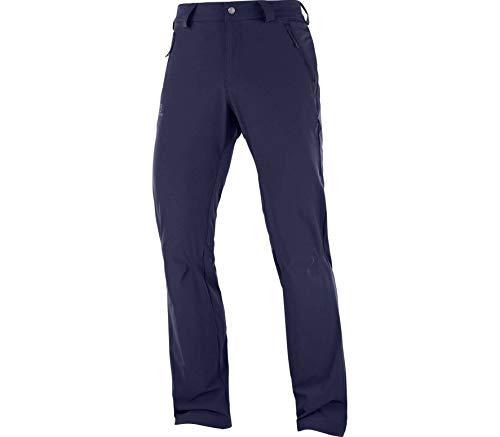 SALOMON WAYFARER STRAIGHT LT Pantalon d'Extérieur Stretch Et Leger Pour Homme