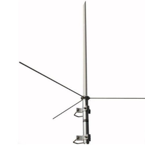 Comet Original GP-6 146/446 MHz Dual-Band Vertical Base Antenna 6.5/9.0 dBi, 10' 2'