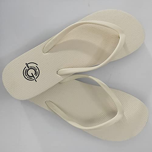 TACTICAL_GEEK PRO'S APPAREL Shoes,Sport Flip Flops Comfort Arch Support Thong Sandals with Soft Insole for Outdoor Beach