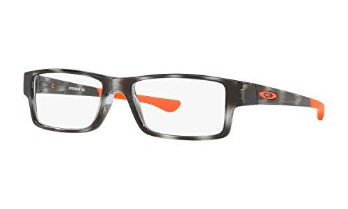 Oakley Airdrop Monturas de Gafas, Marrón, 48 para Hombre