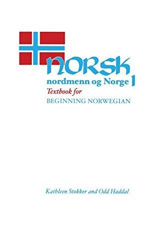 Compare Textbook Prices for Norsk, nordmenn og Norge 1: Textbook for Beginning Norwegian 1 Edition ISBN 9780299086909 by Stokker, Kathleen,Odd, Haddal