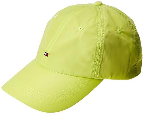 Tommy Hilfiger BB Cap Neon Gorra de béisbol, Verde (Green Lre), Talla...