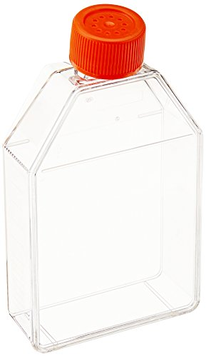 Neolab C NC Zellkulturflaschen Schräghals con cambio de gas 75 cm², 293 ml (Pack de 100)