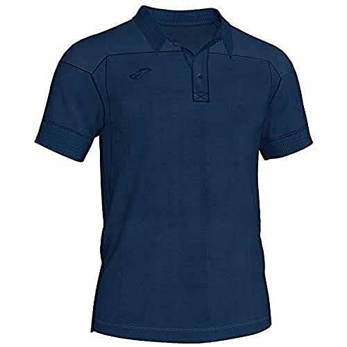 Joma Winner II Polo pour Homme Bleu Jean Taille S