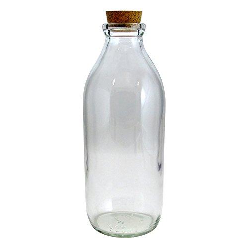 コルク瓶 M-900Kコルク 903ml 〈39×33.5×15〉