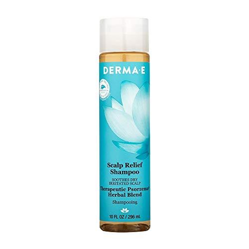 Derma E Kopfhaut Relief Shampoo mit psorzema Kräutermischung, 8fl oz