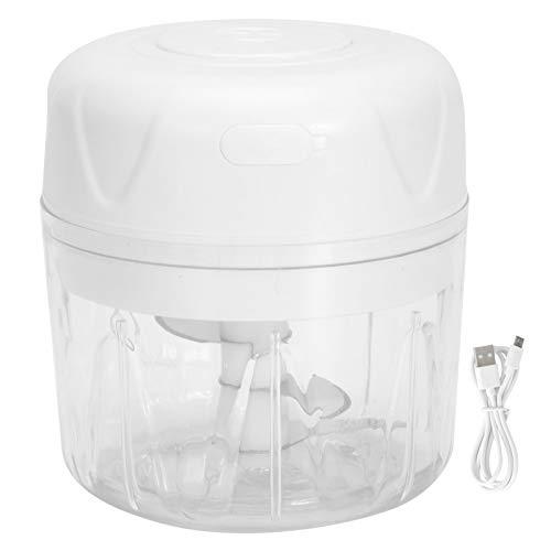 Küchenmaschine Mixer Elektrisch Drahtlos Abnehmbarer Fleischhacker Mixer Lebensmittelhacker Magnetabsorption Design Küchenzubehör