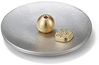 能作 香の器セット - 丸 錫 503010