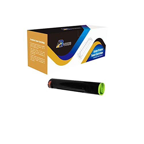 AB Volts Compatible Toner Cartridge Replacement for Panasonic DQ-TU15E for Workio DP 2310 2330 3010 3030 (Black,1-Pack)