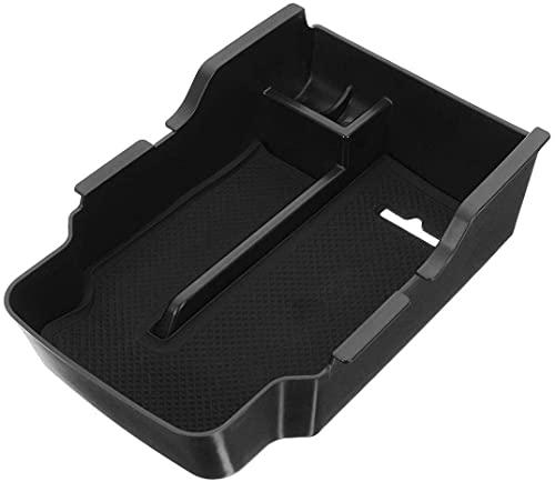 DGDD Caja de Almacenamiento para Consola Central, ABS Interior Bandeja Reposabrazos Almacenar Styling Accesorios para Opel Antara