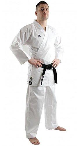 Adidas Club Karate-Anzug 120 cm
